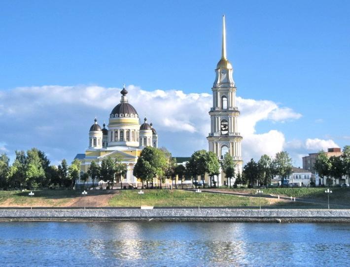 фото города рыбинск